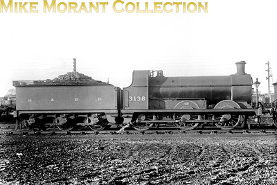 Hull & Barnsley Railway 'B' class 0-6-0 no. 3138 was a Matthew Stirling design dating back to 1889 with this example being constructed by Kitson in March 1908. The LNER applied the number 2519 and the classification 'J23'. Withdrawal was in June 1935. [Mike Morant collection]