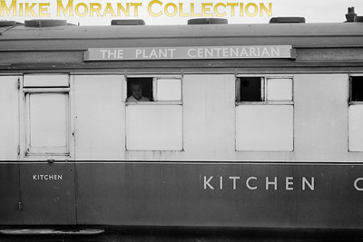 A. Pegler: The Plant Centenarian 20/9/53 A carriage roof board for this tour. [Mike Morant collection]