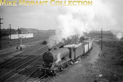 LNER other tender locomotives