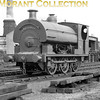 Metropolitan Railway 0-6-0ST no. 102 at Neasden on 27/8/1927. No. 102 was built by Peckett with works no. 823 in 1899 and would be withdrawn as LT no. L54 Lillie Bridge depot in 1961<br> [<i>Mike Morant collection</i>]