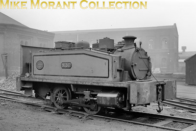 Fleet no. 36 is NTGB (North Thames Gas Board) Andrew Barclay 0-4-0T 1721/1922 at Beckton gas works in east London. Thanks go to the IRS (Industrial railway Society) Yahoo e-group for the above information.