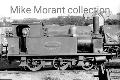 Kent & East Sussex Railway KESR  2-4-0T no.2 Northiam was built by Hawthorn, Leslie in 1899. It was used on construction work on the EKLR from 1912 to 1914 and officially returned in 1921. It probably remained with the EKLR until 1930 but records are lacking. It was scrapped at Rolvenden in 1941. Text mostly copied from Wikipedia.