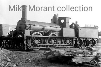 East Kent Light Railway EKLR  0-6-0 no.3 was built in December 1880 by Beyer, Peacock and Company (Works No. 2042) as an LSWR 282 class and entered service with that company with the no. 0394. It was sold to the EKLR in November 1918,but the boiler was condemned in 1930 and the loco was sold for scrap on 24 April 1934. Text mostly copied from Wikipedia.