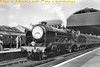 <center><b>G.R. Lockie / British Rail: The Riverside Special 23/6/57</b></center> A Maunsell rebuild from a Billinton 'L' class 4-6-4T, N15X 4-6-0 no. 32331 <i>Beattie</i> prepares for departure from London Bridge with Windsor & Eton Riverside in its sights travelling via Streatham, Wimbledon, Weybridge and Virginia Water. With Mr. Lockie at the helm, so to speak, this was basically a ramblers excursion.