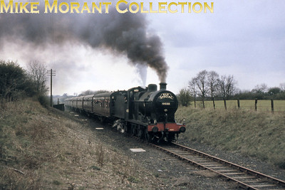 SLS: Farewell to the SMJ Tour 24/4/65 Fowler 4F 0-6-0 no. 44188 at Byfield.