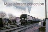 <center><b>LCGB: The Cross Countryman 12/12/65</b><br> Bulleid West Country class pacific no. 34015 <i>Exmouth</i> at Cholsey.</center>