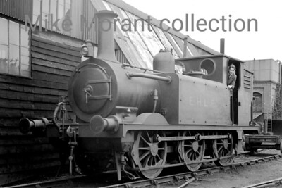 Edge Hill Light Railway Former LBSCR A1X 'Terrier' 0-6-0T in the guise of EHLR no. 1. Sold to the EHLR in 1919, no. 1 had been built in 1872 at Brighton, was rebuilt as an A1X in 1912 and was LBSCR no. 673 when disposal time came in 1919. However, the loco soldiered on until 1946 when both the EHLR's Terriers were withdrawn.