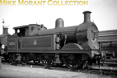 Wainwright 'H' class 0-4-4T no. 31276 Ramsgate shed. [Mike Morant collection]