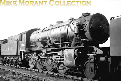 Austerity & WD locomotives