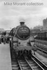 <b>SLS: London Area Rail Tour 6/9/53</b><br> BR Standard 4MT 4-6-0  - a Bletchley engine at the time and the sole motive power for this tour -   at Kensington (Olympia).<br> [<i>Mike Morant collection</i>]