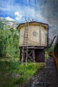 Water Station grunge