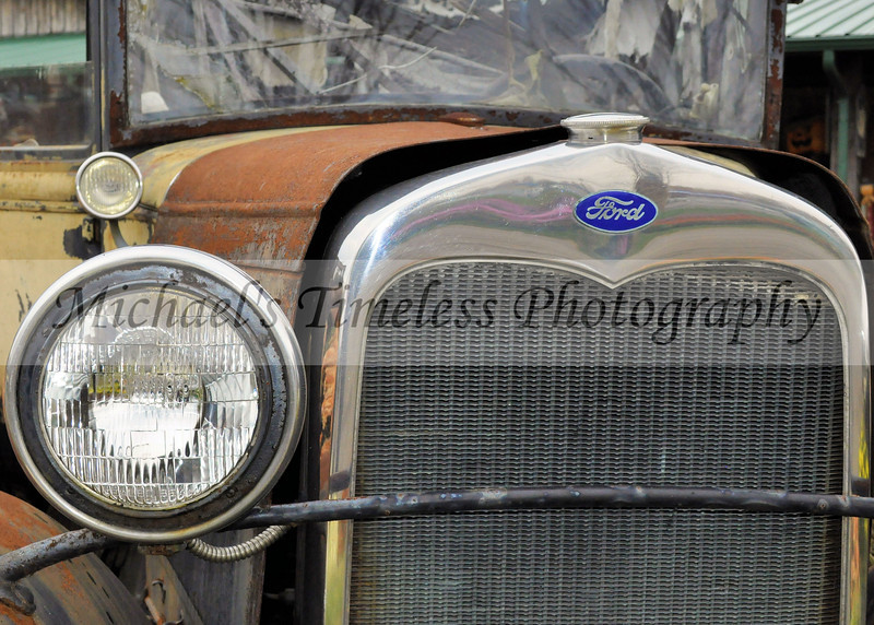 Ford Model A - 5 x 7