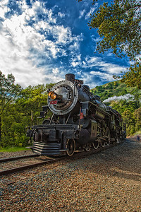 Niles Canyon Steam Train.