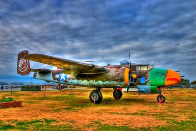 Plane Battleship Park