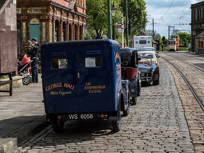 Classic Cars in Tramway Village