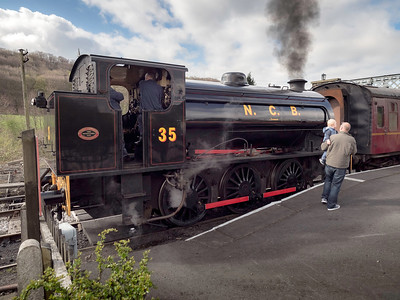 'Norman' (Currently in disguise as NCB No. 35)