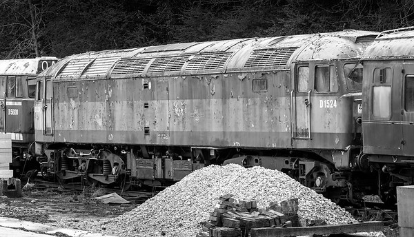 Class 47 at Bolton Abbey