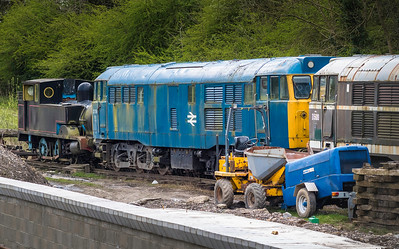 Class 31s at Bolton Abbey