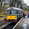 Waggon & Maschinenbrau Railbus at Oxenhope
