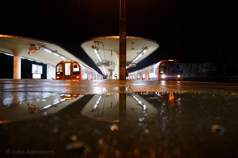 Loughton Station
