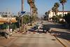 DSC_0368: Looking down State Street in Santa Barbara towards the pier.