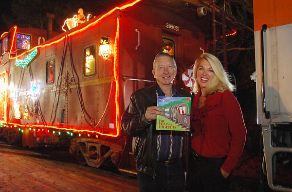 11-23-2010 Juliette Dick Train