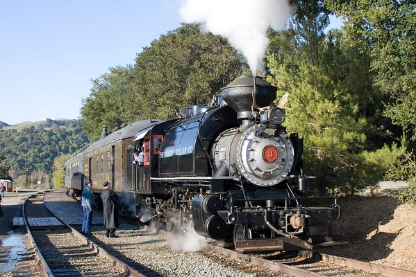 12-18-2008 Sunol Train
