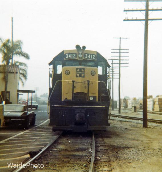 Santa Ana, California 1977