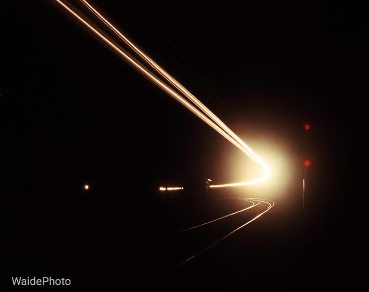 Cuesta Pass, California 1980