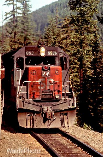 Cascades, Oregon 1978