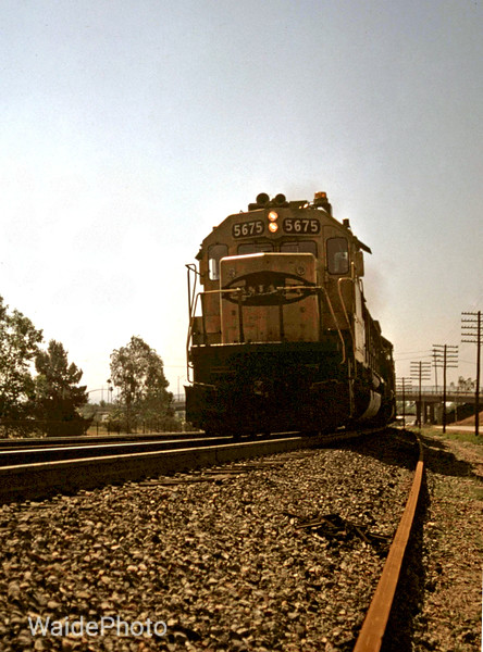 San Bernardino, California 1980