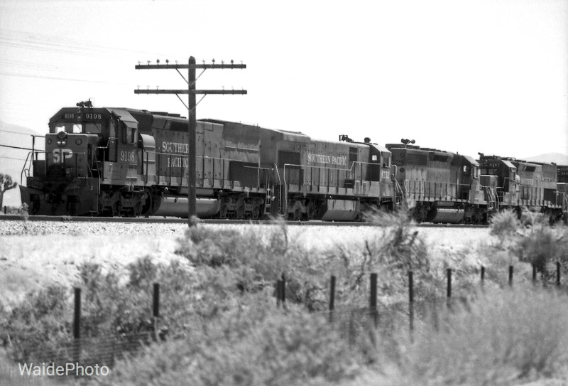 Mojave, Caliornia 1979