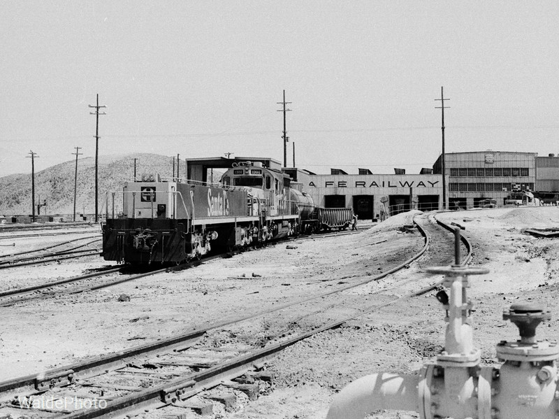 Barstow, California 1982