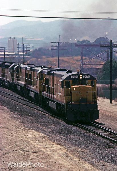 Southern California 1982