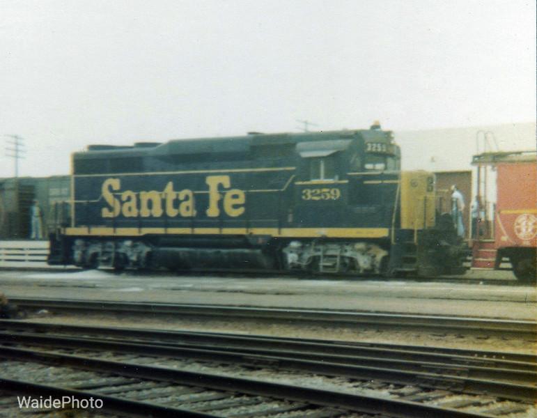 Santa Ana, California 1975