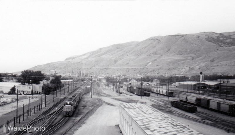 Salt Lake City, Utah 1978