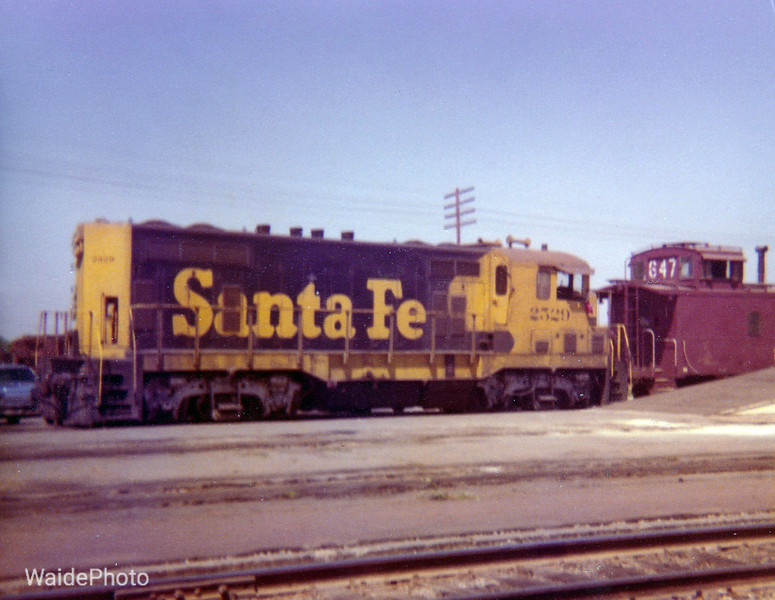 Santa Ana, California 1977