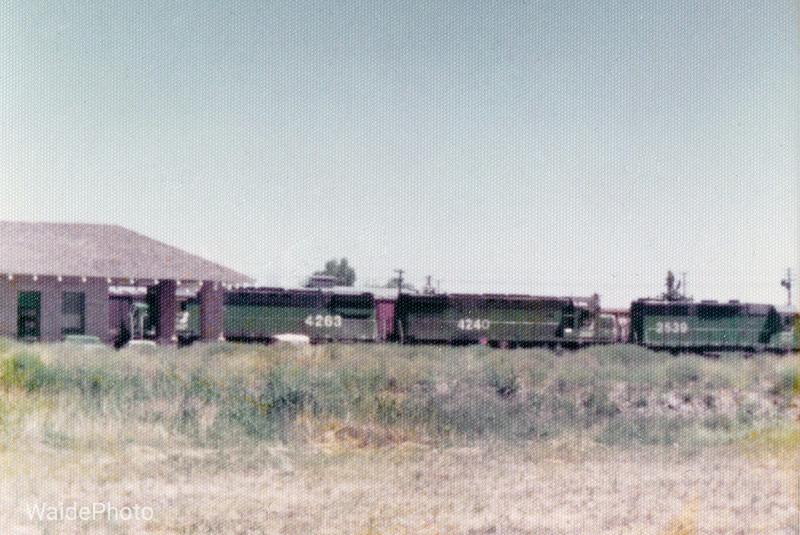 Bend, Oregon 1975