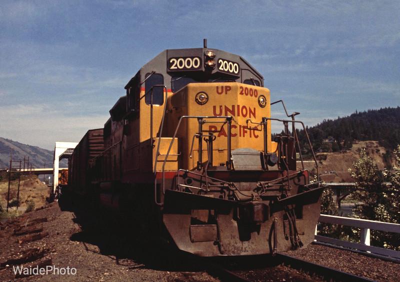 Hood River, Oregon 1978