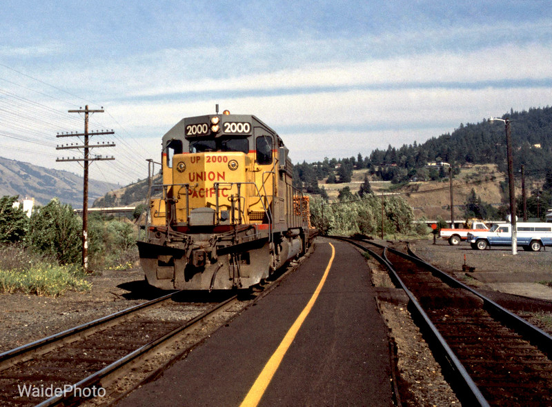 Hood River, Oregon 1978