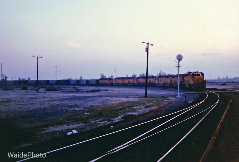 Kaiser Junction, California 1979.