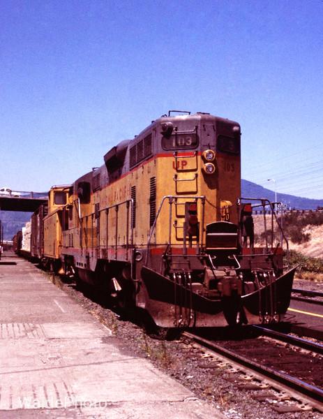 Hood River, Oregon 1979
