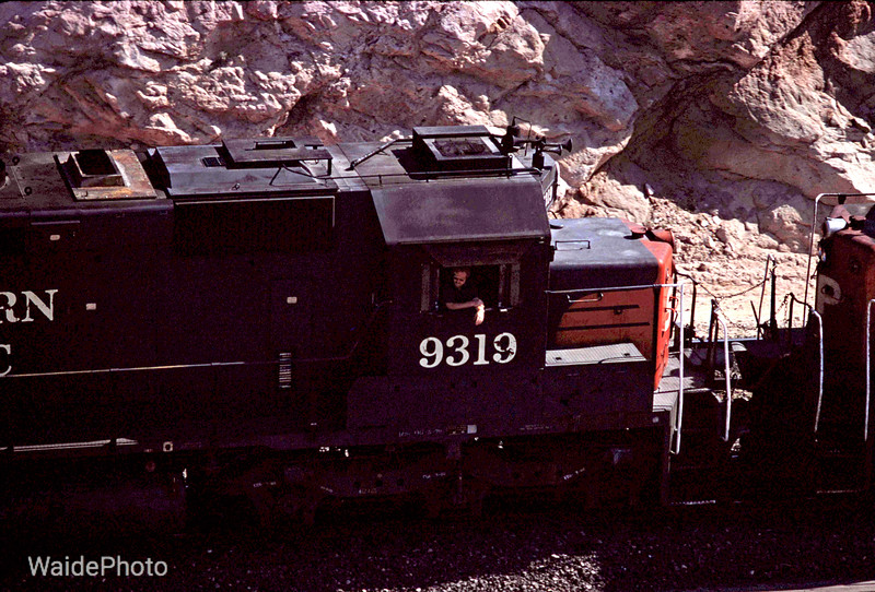 Cajon Pas, California 1980