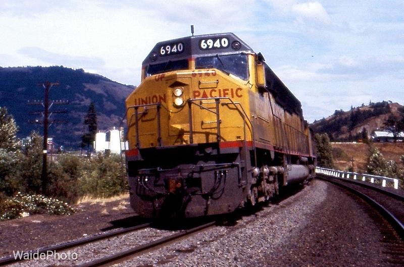 Hood River. Oregon 1979