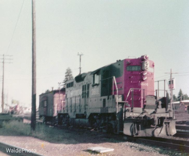 Redding, California 1975