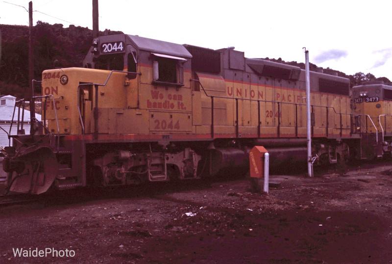 Dalles, Oregon 1978