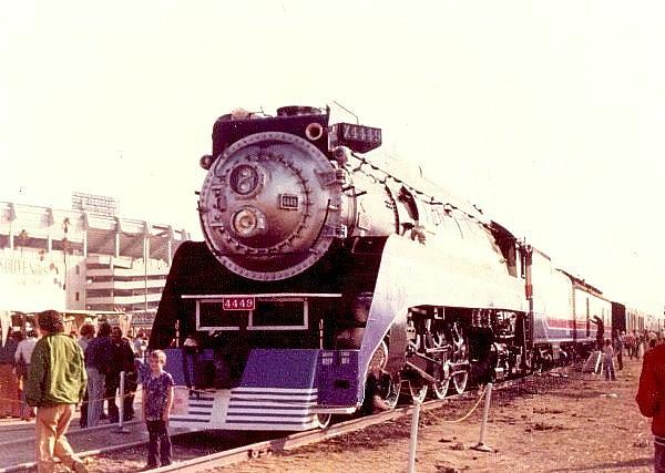 Anaheim, California 1976
