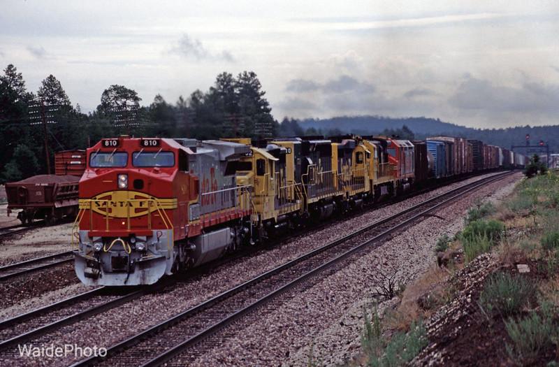 Williams Junction, Arizona 1992.