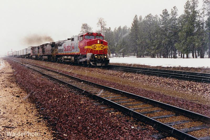 Williams Junction, Arizona. circa 1995