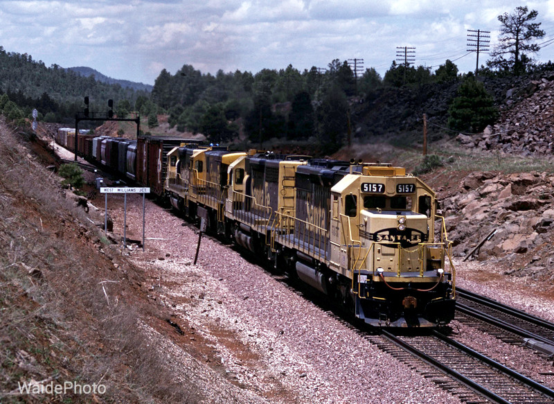 Williams Jct., Arizona 1993